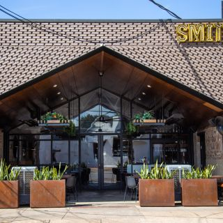 A photo of Smithy restaurant