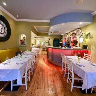 Asiatique Restaurant