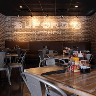 A photo of Buford's Kitchen Downtown restaurant