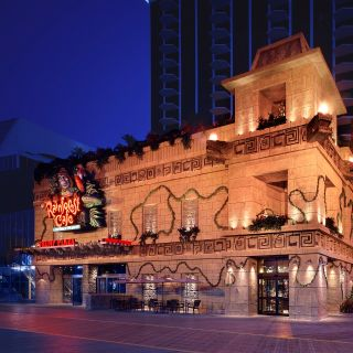 A photo of Rainforest Cafe - Atlantic City restaurant