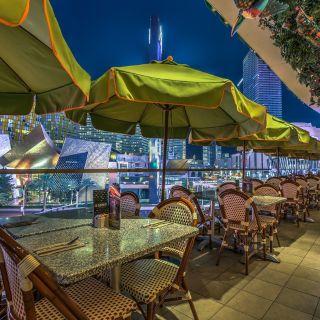 A photo of Rainforest Cafe - Las Vegas restaurant