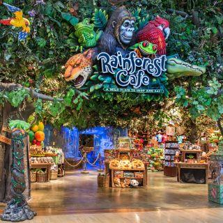 Rainforest Cafe - Ontario Mills