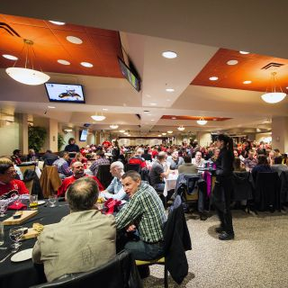A photo of The Club – Scotiabank Saddledome restaurant