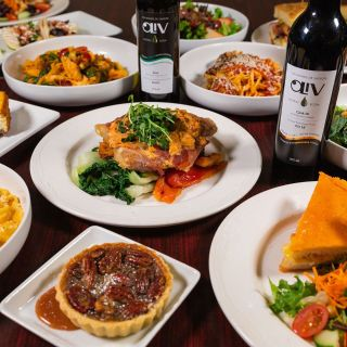 OLiV Tasting Room & Artisan Kitchen