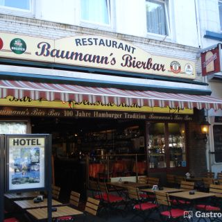 A photo of Baumanns Bierbar restaurant