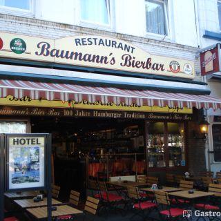 Foto von Baumanns Bierbar Restaurant