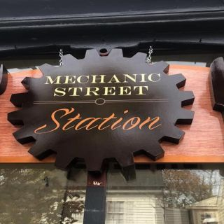 A photo of Mechanic Street Station restaurant