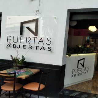 A photo of Puertas Abiertas restaurant