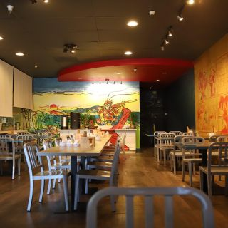 A photo of Mingle's Mango - Fremont restaurant