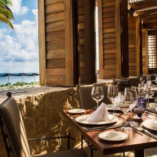 Una foto del restaurante Ramona - Hotel Nizuc