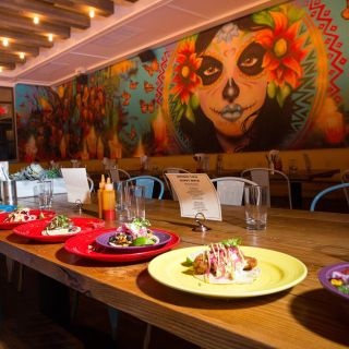 A photo of Mission Taco restaurant