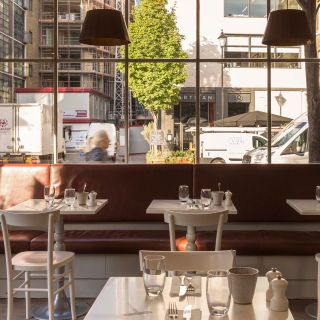A photo of The Modern Pantry Clerkenwell restaurant