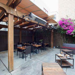 A photo of Parigo restaurant