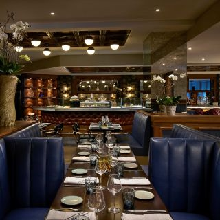 A photo of Gerrard Street Kitchen restaurant