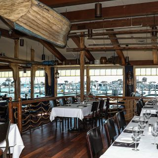 A photo of Horatio's restaurant