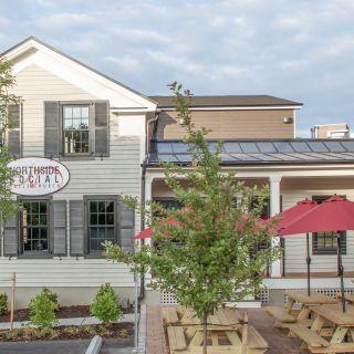 A photo of Northside Social Falls Church restaurant