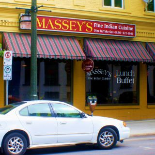 A photo of Massey's Fine Indian Cuisine restaurant