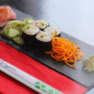 Iso Sushi Wok & Grill