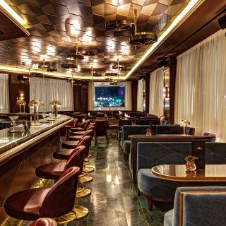 Lang Bar im Waldorf Astoriaの写真