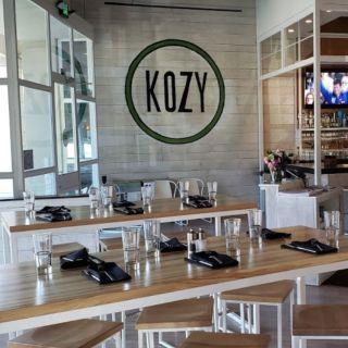 A photo of Kozy Kitchen restaurant