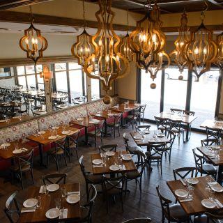 Foto von Krinti Mediterranean Grill Restaurant
