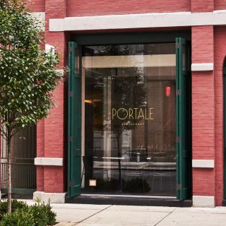 A photo of Portale Restaurant restaurant