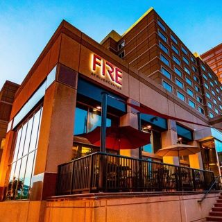 A photo of FIRE at RiverCenter restaurant