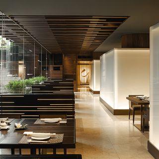 A photo of Tsu Japanese Restaurant - JW Marriott Hotel Bangkok restaurant