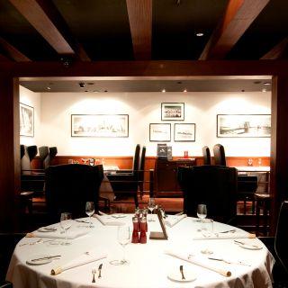 A photo of New York Steakhouse - JW Marriott Hotel Bangkok restaurant