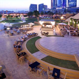A photo of Belgian Cafe - InterContinental Abu Dhabi restaurant
