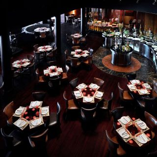 A photo of Chamas Churrascaria and Bar - InterContinental Abu Dhabi restaurant