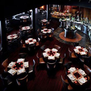 A photo of Chamas Churrascaria and Bar - InterContinental Abu Dhabi restaurant