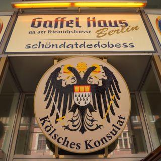 A photo of Gaffel Haus Berlin an der Friedrichstraße restaurant