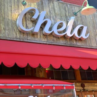 A photo of Chela Modern Mexican restaurant
