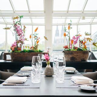Foto von Glashaus Restaurant Restaurant