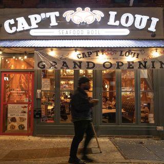 CAP'T LOUI