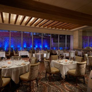 A photo of Council Oak Steaks & Seafood at Seminole Hard Rock Hotel & Casino Hollywood Florida restaurant
