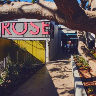 A photo of The Rose Venice restaurant