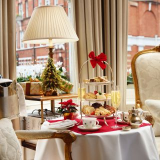 Afternoon Tea at The Egerton House Hotel