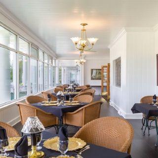 The Four Seasons Diamond Room Restaurant