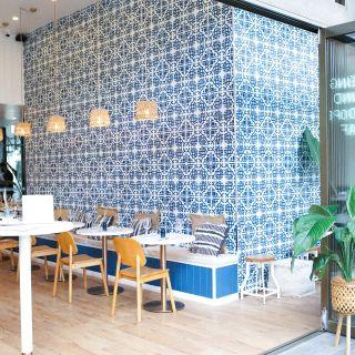 A photo of Meek Social House restaurant