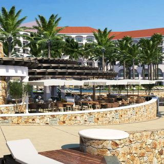 Una foto del restaurante Latin Grill - The Hilton Los Cabos Hotel