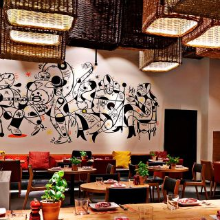 Salero Tapas & Bodega - Kempinski Hotel of the Emiratesl Mall