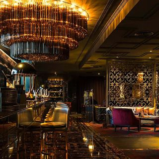 Noir Restaurant - Kempinski Hotel Mall of the Emirates