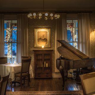 Hotel Fauchere - Delmonico Roomの写真