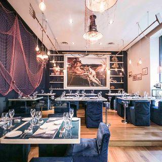 A photo of La Bottarga restaurant