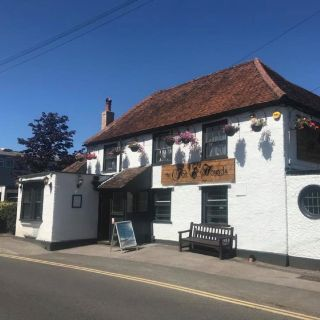 A photo of The Fox and Hounds restaurant