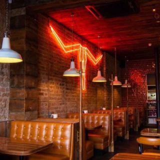 A photo of Bison Bar & BBQ restaurant
