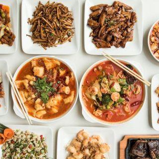 A photo of La Bu La restaurant