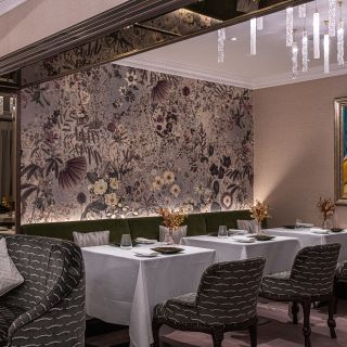 A photo of Seven Park Place by William Drabble restaurant